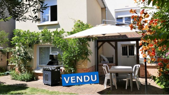 Angers Maison angevine e-bis-immobilier