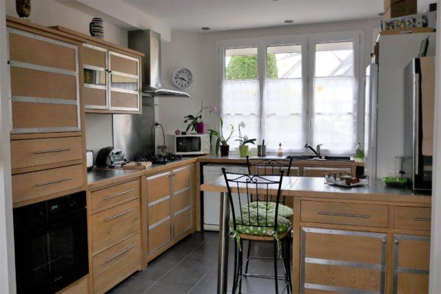 Maison Angers cuisine e-bis-immobilier