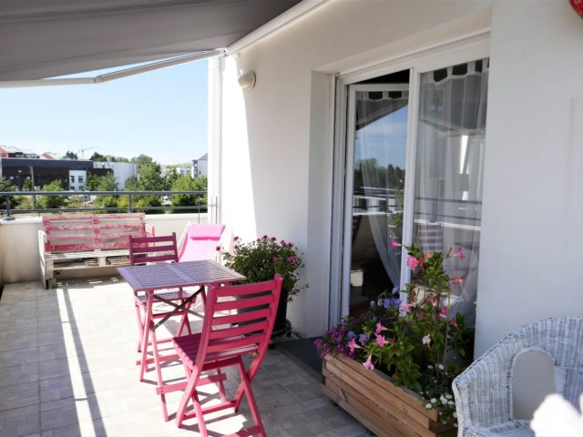 Angers appartement terrasse e-bis-immobilier