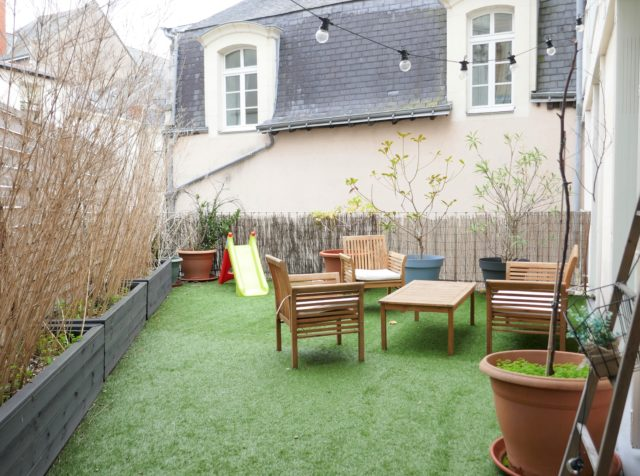 Appartement Angers terrasse e-bis-immobilier