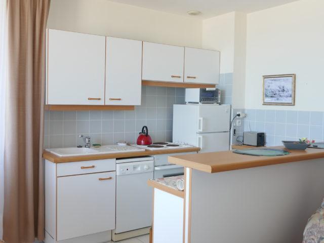 Appartement Villa Ar Vro cuisine e-bis-immobilier