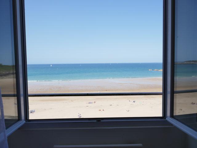 Appartement Villa Ar Vro Séjour vue plage e-bis-Immobilier