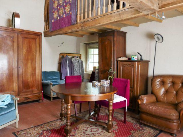 Maison pièce mezzanine e-bis-immobilier