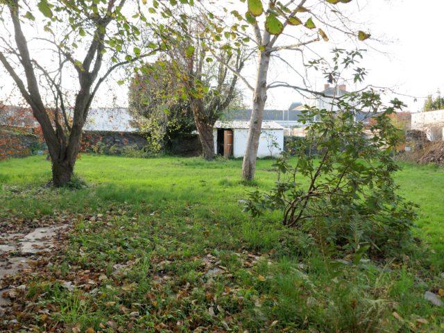 Maison Trélazé jardin e-bis-immobilier