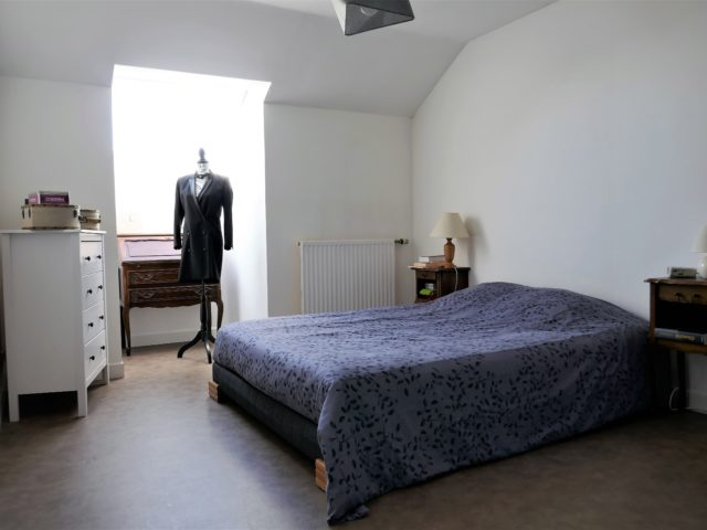 Appartement Angers chambre 3 e-bis-immobilier