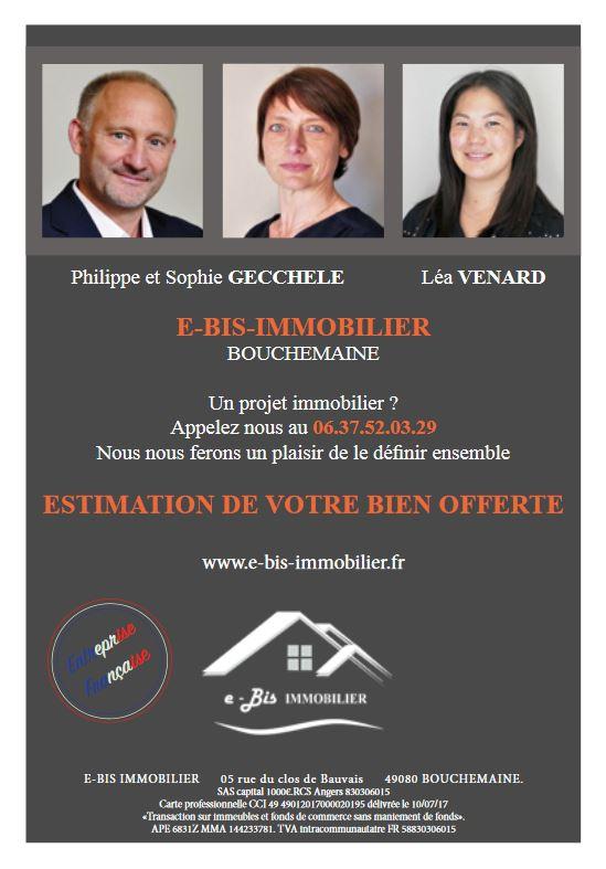 Bouchemaine à contre courant Philippe Sophie Léa E-Bis-Immobilier