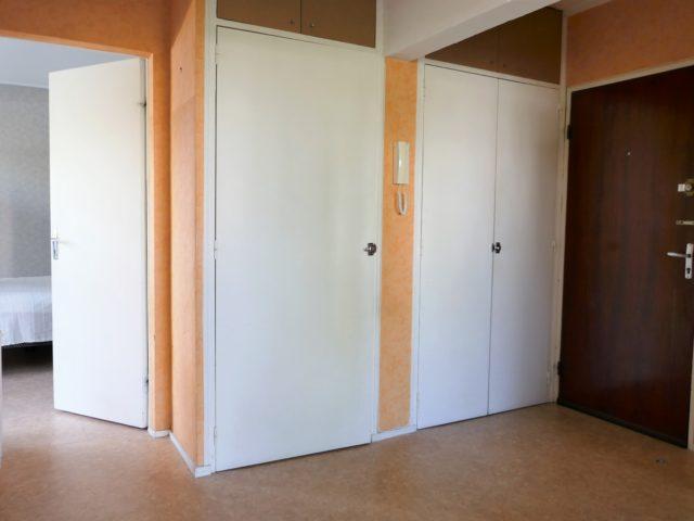 Appartement Angers T2 entrée e-bis-immobilier