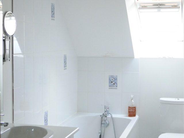 Maison Les Rosiers sur Loire salle de bains e-bis-immobilier