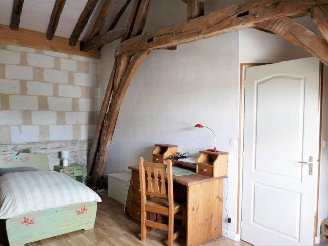 Maison Bouchemaine chambre2 étage e-bis-immobilier
