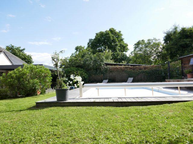 Maison Bouchemaine piscine e-bis-immobilier
