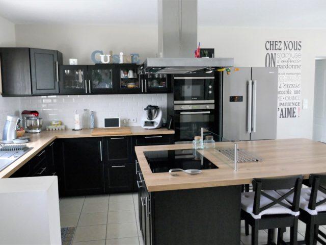 Maison cuisine ouverte Beaulieu e-bis-immobilier